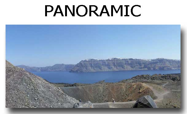 PANORAMIC CANVAS PRINT 18mm DEEP FRAMES